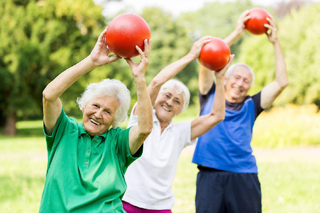 Семинар «Особенности тренировки пожилых людей. Тестирование, дозирование. Критерии эффективности тренинга»