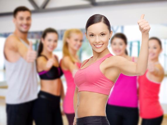 Инструктор групповых программ — душа фитнес-клуба.