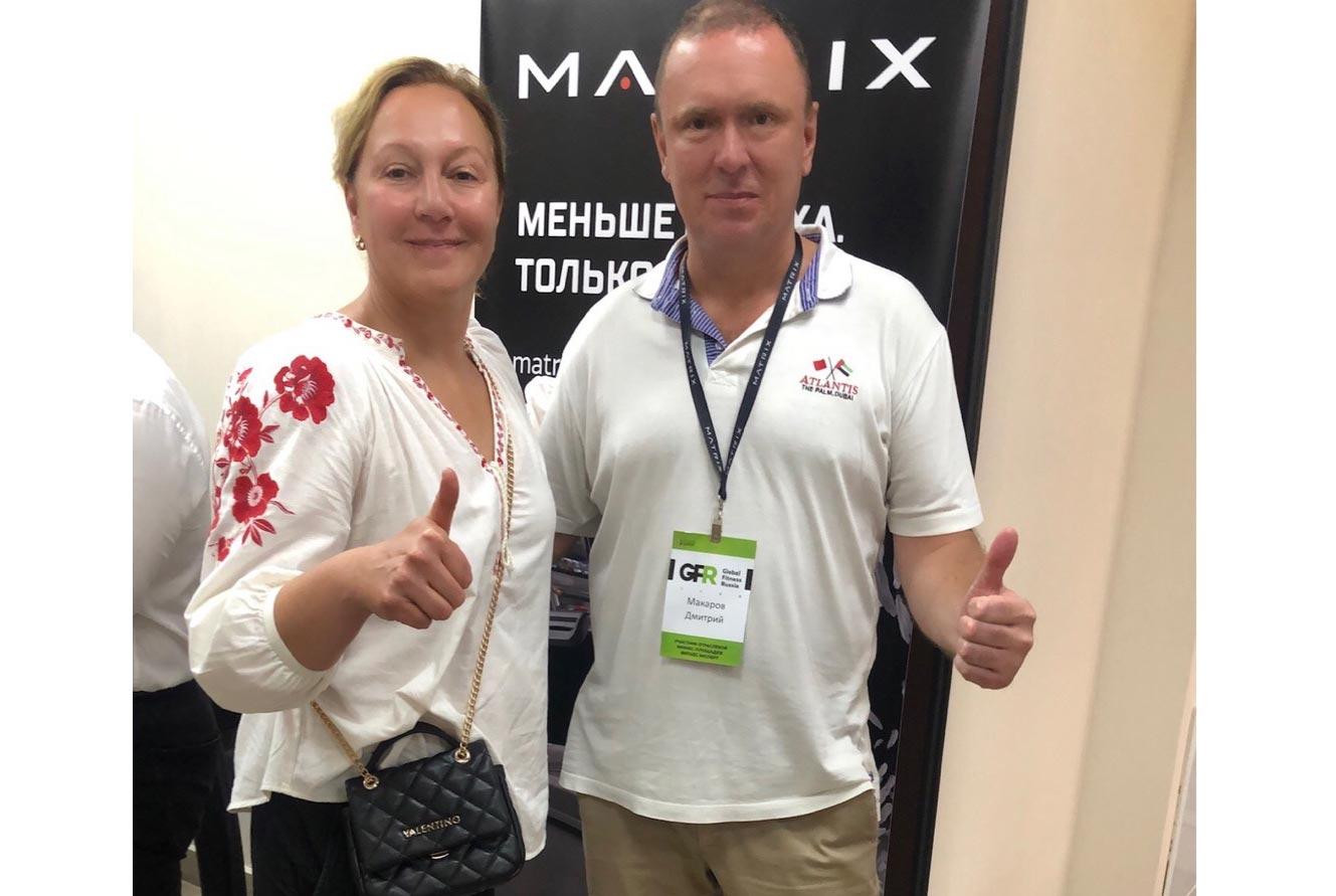 7 августа выступление на Форуме Global Fitness Russia Reopen в городе Сочи