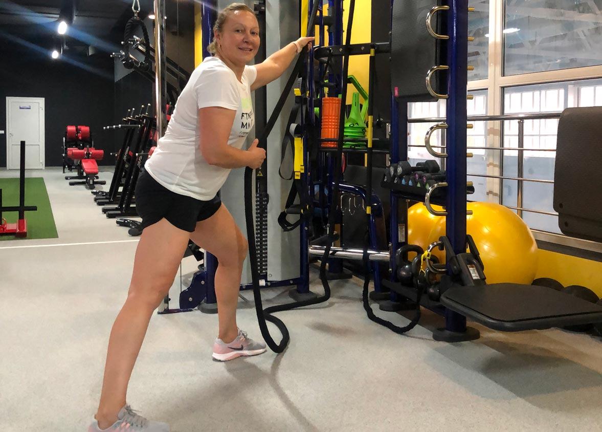 Тренажерные залы адаптируются, чтобы освободить место для функциональных тренировок