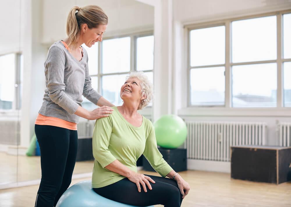Тренировка женщин в период гормональных изменений
